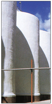 Silo Coatings Columbus, Offshore Oil Rig Coatings Columbus, Commercial Coatings Columbus, Industrial Coatings Columbus